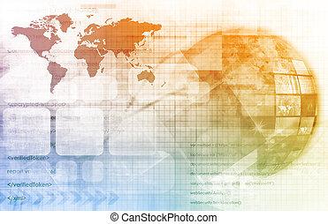 telecommunications, technológia