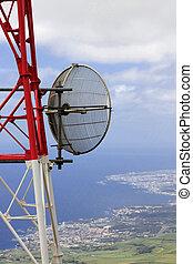 telecomunicação