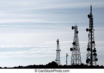 telecomunicaciones domina