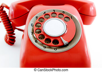 telefon, öreg