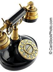 telefon, dávný podoba