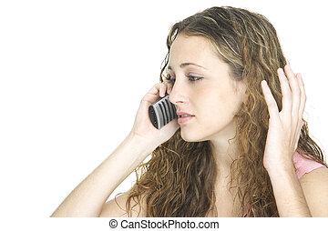 telefon, frustrace