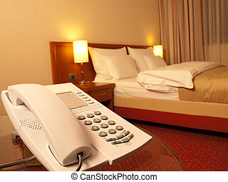 telefon, hálószoba