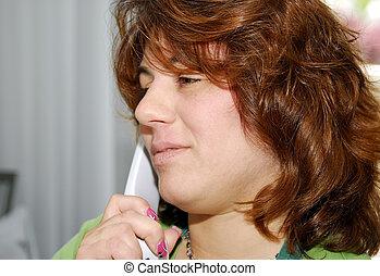 telefon hívás