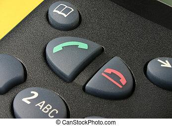 telefon, keypad