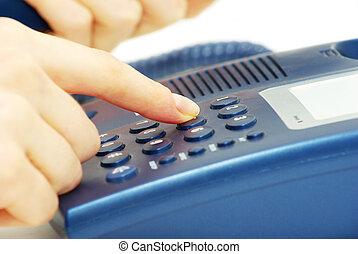 telefon keypad