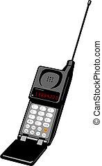telefon, mobil