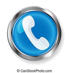 telefon, rør