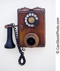 telefon, retro