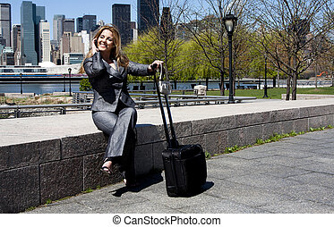 telefon woman, ügy