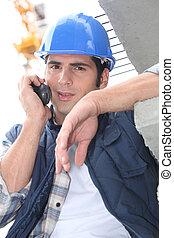 telefone, construtor