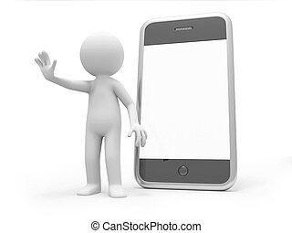 telefone móvel