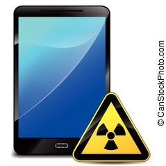 telefone móvel, radiação