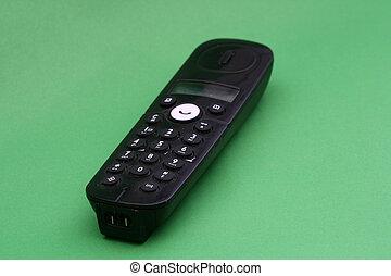 telefone, mostradores, números