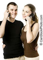telefoner, par