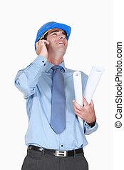 telefono, architetto