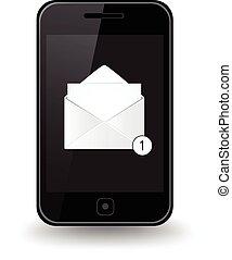 telefono, far male, posta