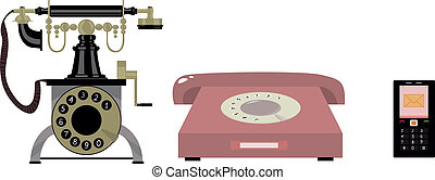 telefono, storia