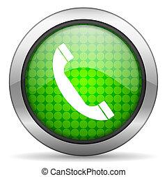 telefoon, pictogram