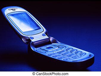 telefoon, tik