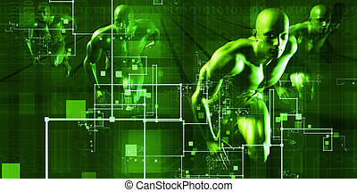 telekommunikation, nätverk
