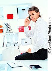 telephone call