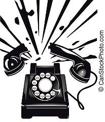 Telephone terror