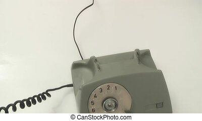 telephone wire cuts the offender