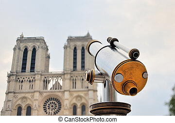 Telescope by Cathedral