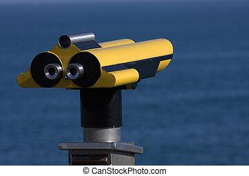telescope yellow
