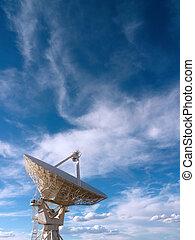 telescopio, radio