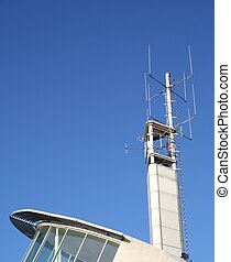 Teletower - radio comms tower
