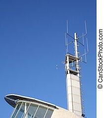 Teletower - radio comms tower