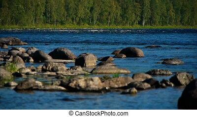 Teletskoe lake, Altai, Russia