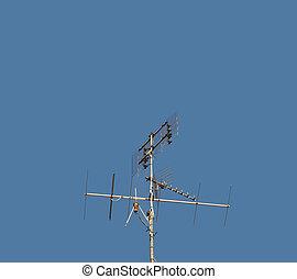 televízió antenna, antenna