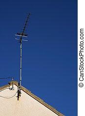 televízió antenna