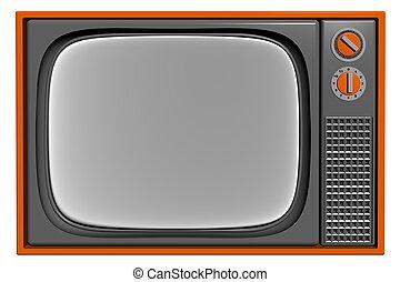 televisão, 3d