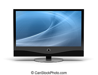 televisão, high-definition