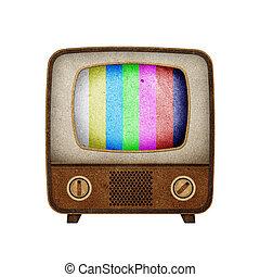 televisão, (, tv, ), ícone