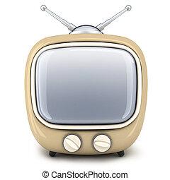 televisión, (front), resumen