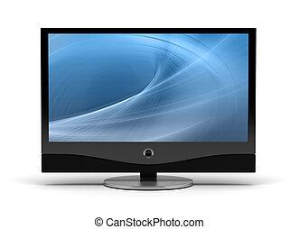 televisión, high-definition