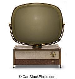 televisión, retro