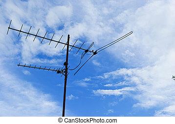 televisie, antennae