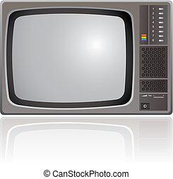 televisie, oud