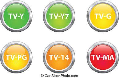 televisie, ouderlijk, richtlijnen