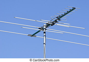 television, antenne