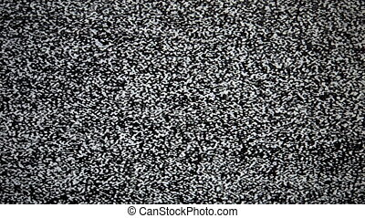 Television interference no signal - Television interference...