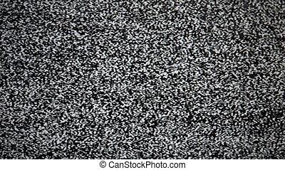 Television interference no signal