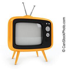 television, retro