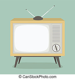 Television - Vintage television